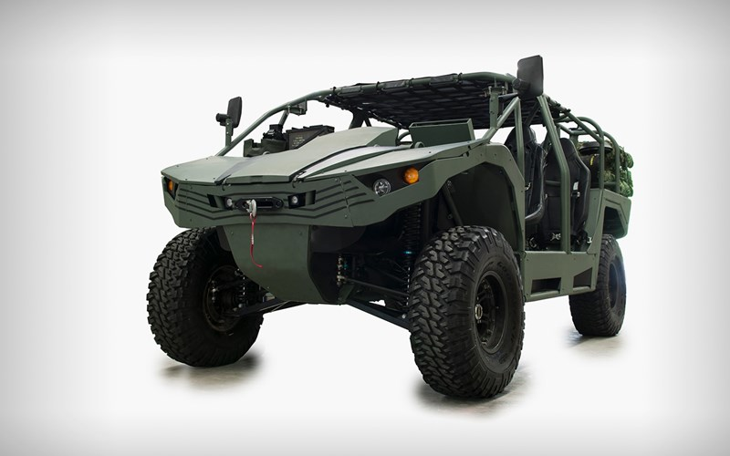 Mobility Solutions for Defence and Security - Land Systems