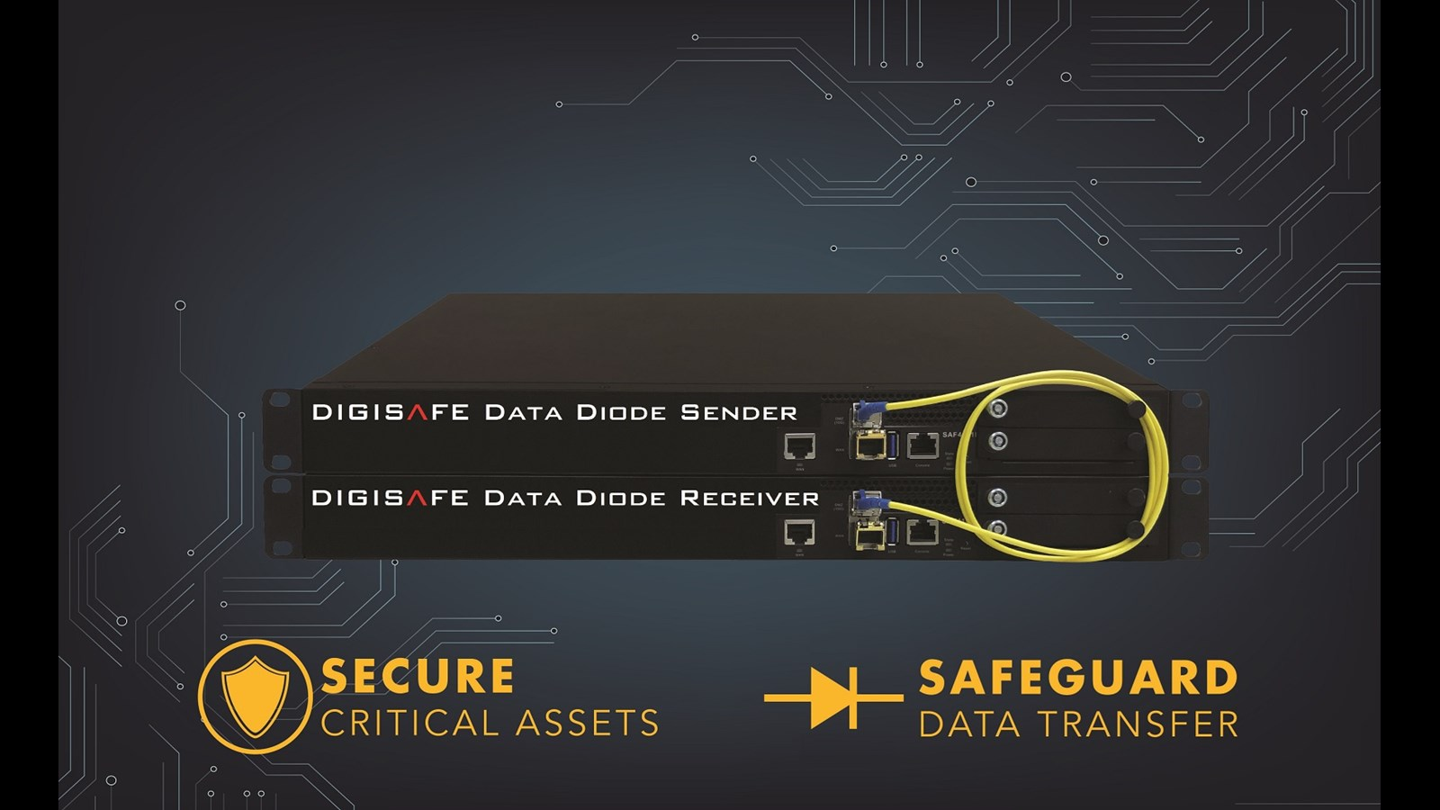 DigiSAFE Data Diode Solution