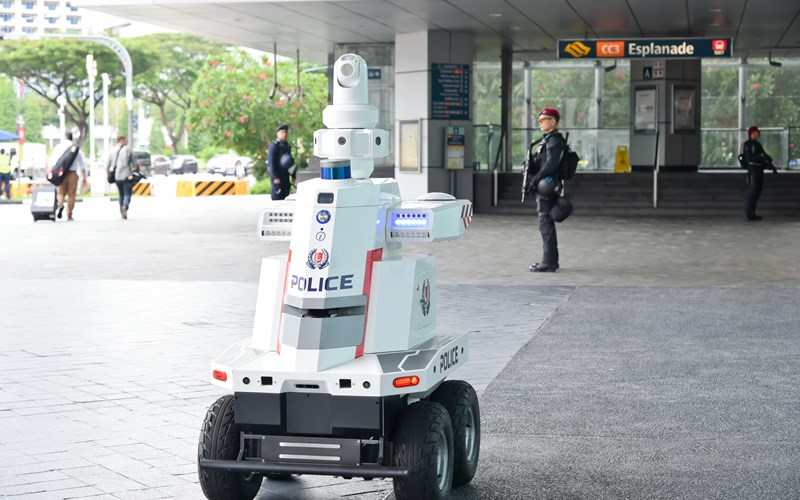 Security Robotics